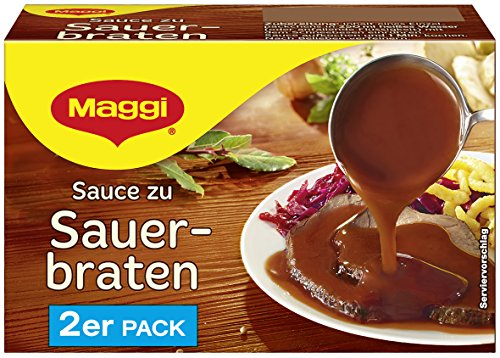 Maggi Braten Sauce, 2er Pack (2 x 250 ml)