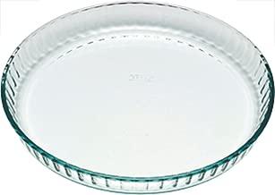 Pyrex 020400812 Classic Pie Pan 25 x 25 cm,Clear