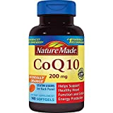 Nature Made Coq10 200 Mg, Naturally Orange, 1 Pack, 140 Count
