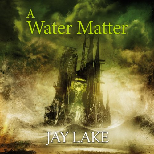 A Water Matter audiobook cover art