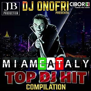 DJ Onofri Presents Top DJ Hit Compilation
