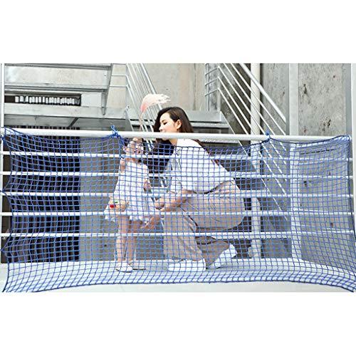 Schutznetz Sicherheitsnetz Netz Weißes Sicherheitsnetz, Vogelnetz, Katzennetz, Sonnenschutz, hart arbeiten, Kinder Kletternetz, Hängebrückendekorationsnetz, Bauzaunnetz, Gartendekorationsnetz, Kindert