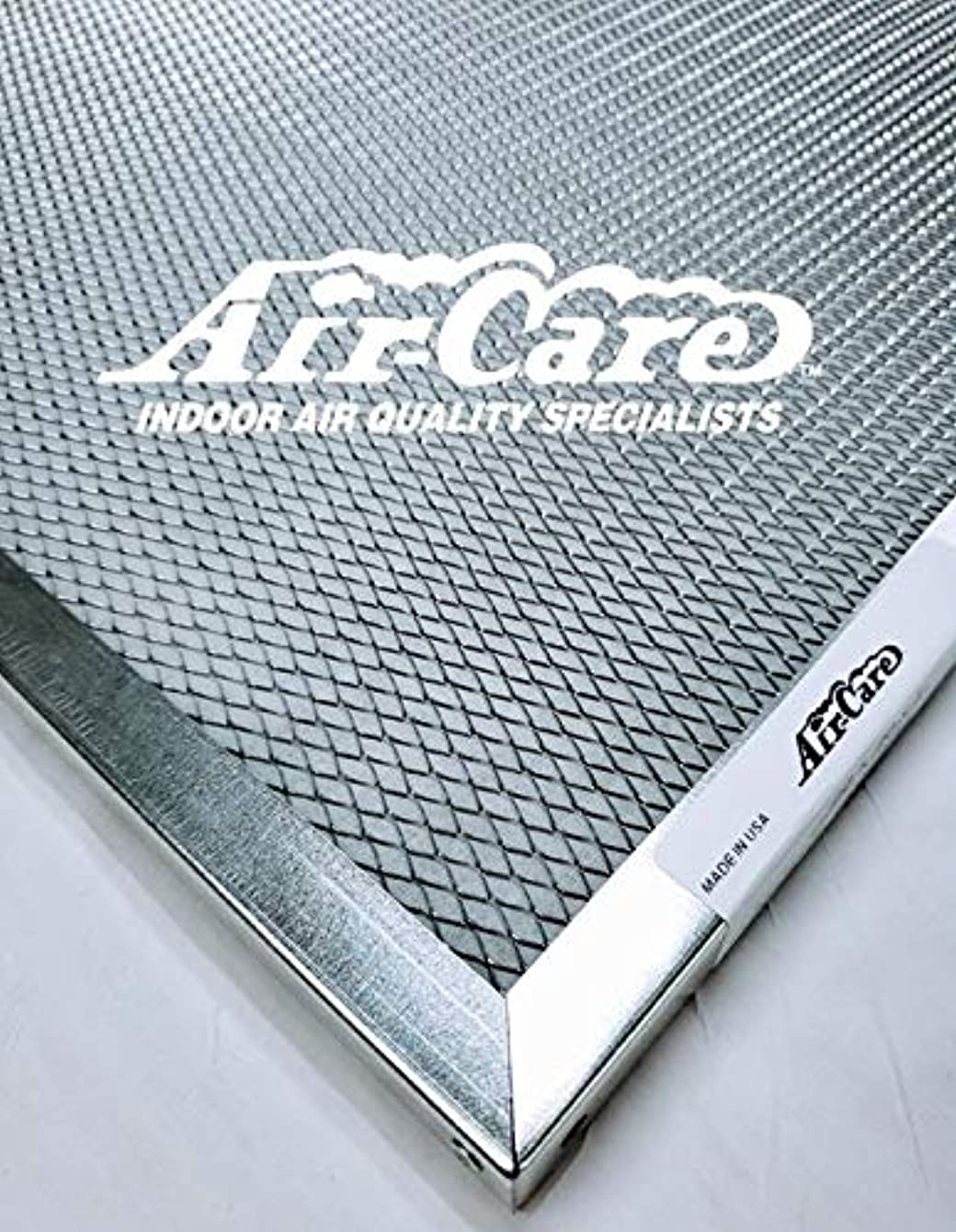 Air-Care Electrostatic, Permanent, Washable - For Furnace or AC - Never Buy Another Air Filter! (18x30x1)