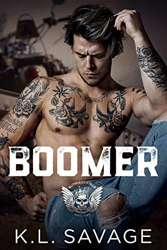Boomer (Ruthless Kings MC Book 2) by [K.L. Savage, Wander Aguiar]