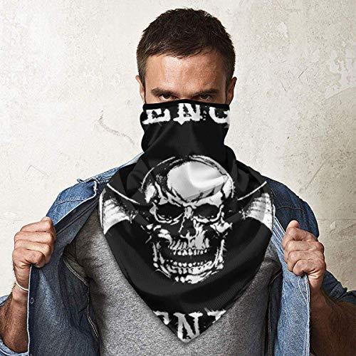 Avenged Sevenfold - Máscara facial para el sol, resistente al viento, para esquí, snowboard, motociclismo, deportes de invierno para hombres y mujeres