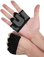 FENXIXI Dunne fitnesshandschoenen Gewichtheffen Handschoenen Yoga Gym Workout Handschoenen voor Vrouwen Mannen Anti-Slip A...