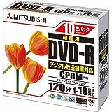 VHR12JPP10 [DVD-R 16倍速 10枚組]