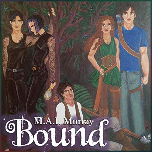 Bound Audiobook By M. A. I. Murray cover art