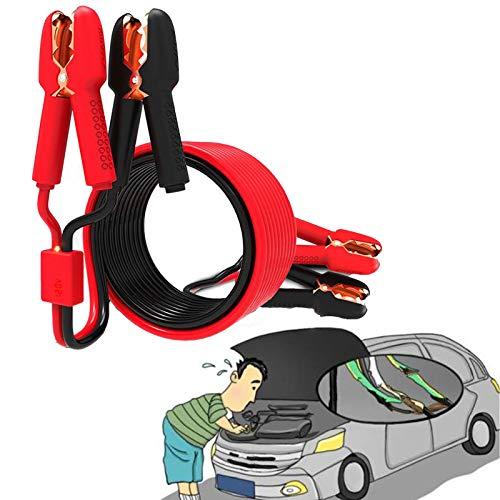 DUTUI Cable De La Batería De Arranque De Emergencia del Automóvil Que Engancha La Línea del Automóvil, Línea Eléctrica Conductora del Automóvil, Línea De La Batería del Automóvil