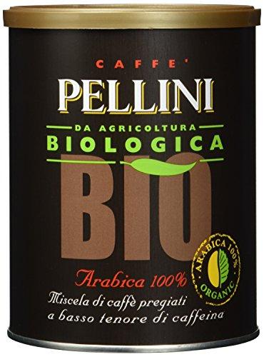Pellini Caffè Top Bio, Gemahlen, 2er Pack (2 x 250 g)