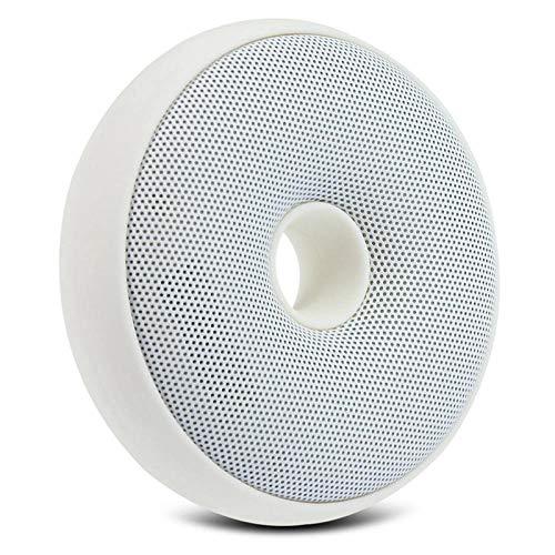 Luchtreiniger huishouden elektrische donut draagbare autokoelkast ozongenerator wit