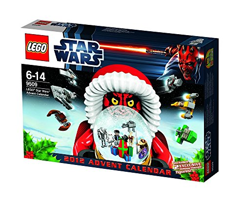LEGO Star Wars 9509 - Calendario de Adviento de Star Wars