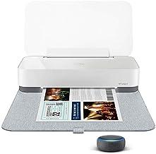 HP Tango X Smart Home Printer with Echo Dot (3rd Gen) Charcoal
