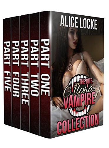 The Bite - Alpha Vampire - #1 to #5 Bundle: (Vampire, Alpha Male, Bimbofication, MC)