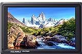 """Feelworld FW279S 7"""" Moniteur de Terrain DSLR, Caméra Full HD Focus Video Assist 1920x1200 IPS 4K HDMI 3G SDI, Entrée/Sortie 2200nit, Brillance élevée"""