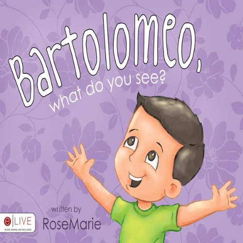 Bartolomeo, What Do You See? copertina
