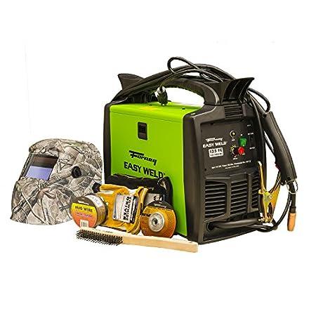 Forney Easy Weld 29801 125 FC MIG Welder Start-Up Kit