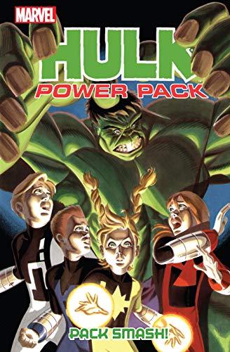 Hulk And Power Pack: Pack Smash! (Hulk and Power Pack (2007)) (English Edition)