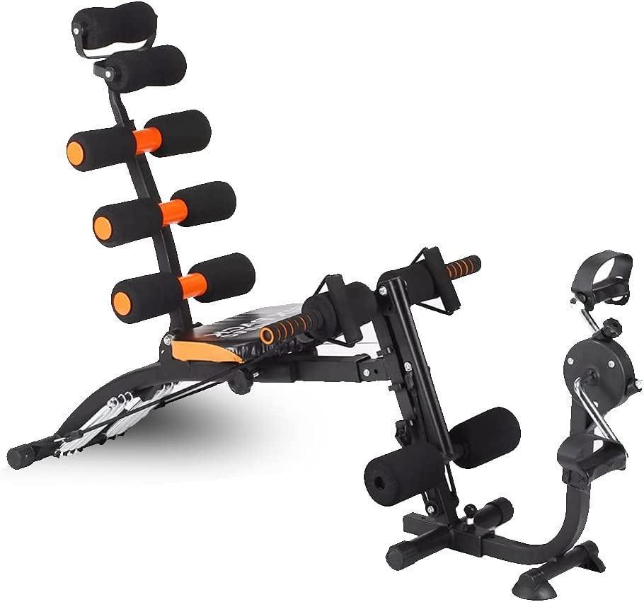 Core  Abdominal Workout Chair,Foldable  Adjustable Rowing Mach