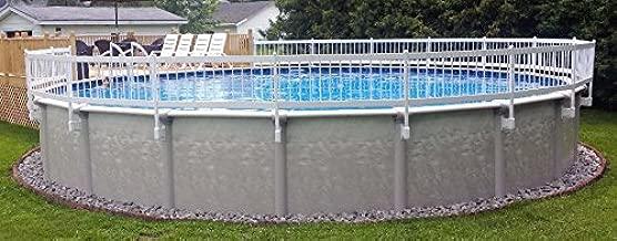 Best vinyl pool railing Reviews