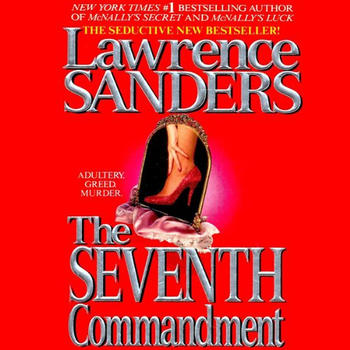 The Seventh Commandment audiobook cover art