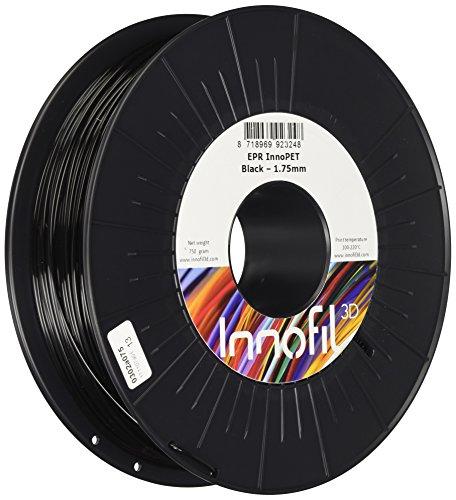 Innopet PET filament, 1.75mm, 750 g, black