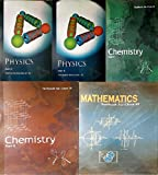 Physics Part 1 & 2, Chemistry Part -1 & 2 And Mathematics Textbook For Class - 11 ( Set Of 5 Books Ccombo )