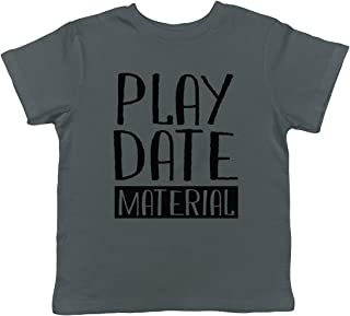 Playdate Material Infant T-Shirt