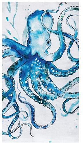 C&F 84265324 Octopus Flour Sack Dishtowel