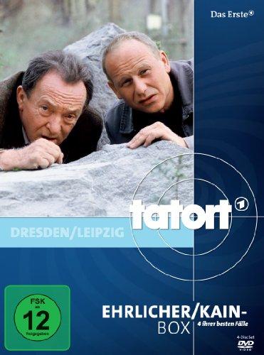 Ehrlicher/Kain-Box (4 DVDs)
