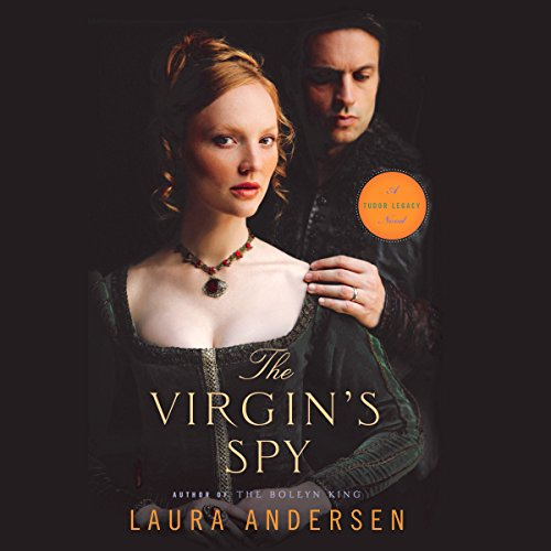 The Virgin's Spy audiobook cover art