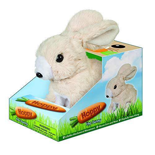 Hoppy The Mechanical Bunny