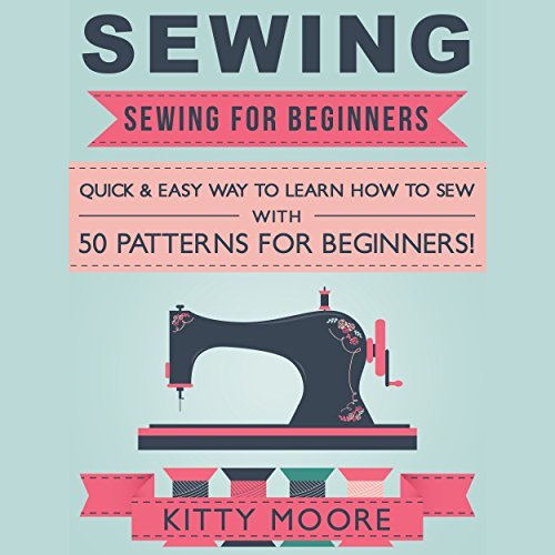 Sewing (5th Edition) audiobook cover art