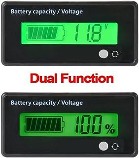 indicateur de charge batterie 12v. Black Bedroom Furniture Sets. Home Design Ideas
