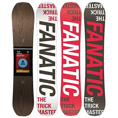 19-20 FANATIC/ファナティック TRICKMASTER トリックマスター メンズ レディース 板 スノーボード 2020 153