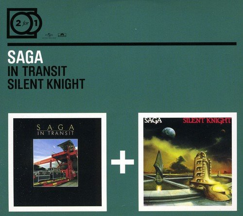2 For 1: In Transit / Silent Knight (Digipack ohne Booklet)