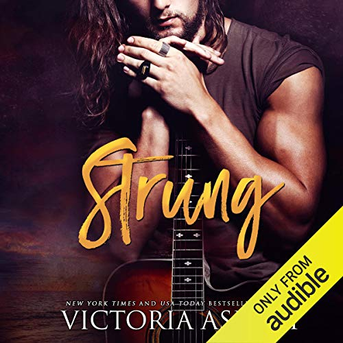 Strung  By  cover art