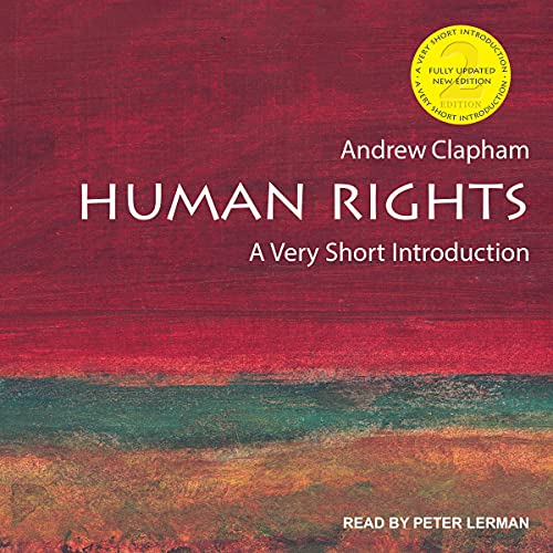 Andrew Clapham Human Rights, 2nd Edition, A Very Short Introduction
