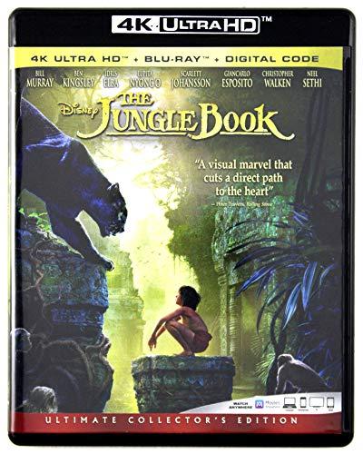 JUNGLE BOOK, THE [Blu-ray]