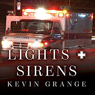 Lights and Sirens audiobook cover art