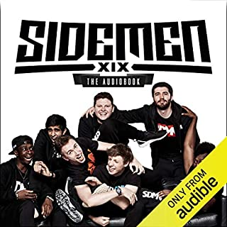 Couverture de Sidemen: The Audiobook