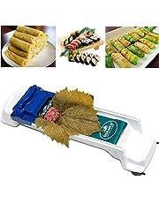 AUOKER Dolma Roller, Sushi Roller Vlees Rolling Tool voor beginners en kinderen Gevulde Druiven- en Koolbladeren, Rollend Vlees en Groente - Keuken Doe-het-zelf Sushi Maker Vlees Sarma Rolling Tool Machine