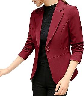 077a2681687c Amazon.es: Negro - Trajes y blazers / Mujer: Ropa
