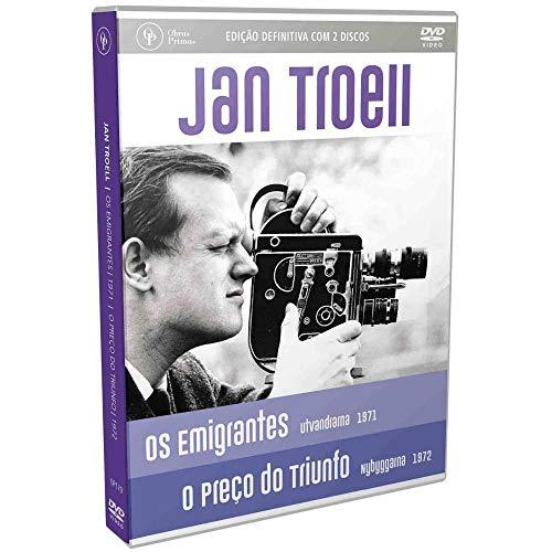 Dvd Jan Troell: Os Emigrantes e o Preço do Triunfo