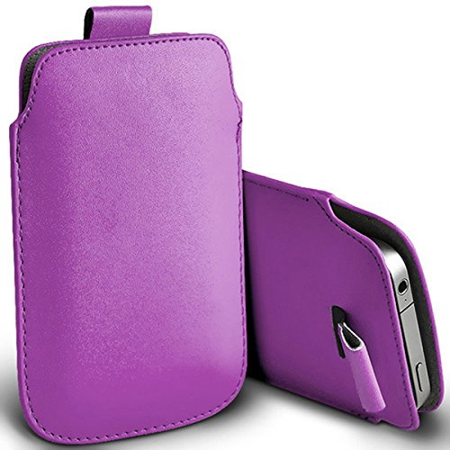 Digi Pig, Schutzhülle für das Handy, Tasche mit einfachem Zugang durch Zuglasche, für MobiWire Dakota Handys