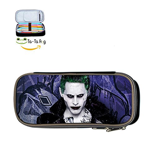 The Joker Pencil Case Pen Bag Makeup Pouch Stationery