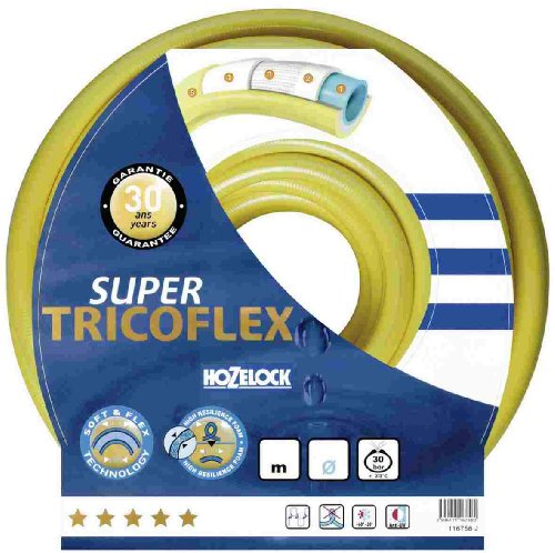 Hozelock 20 m Super Tricoflex Ultimate Schlauch (12,5 mm Durchm.)