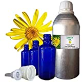 Arnica Essential Oil 100% Pure and Natural Therapeutic Undiluted (100 ml)