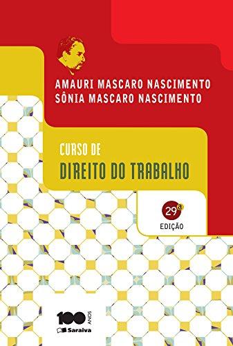 CURSO DE DIREITO DO TRABALHO