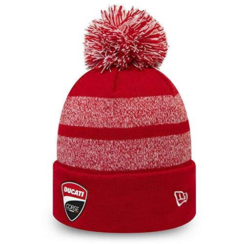 Ducati Corse Beanie Mütze rot